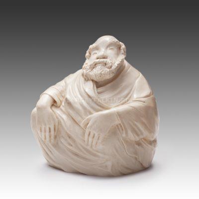Скульптура из кости