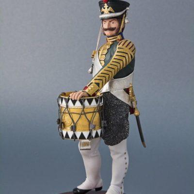 Барабанщик Лейб-гвардии Семеновского полка