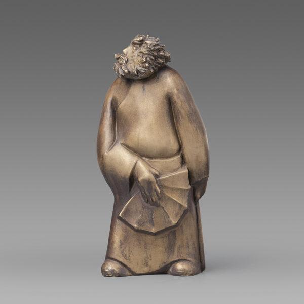 Чжун Куй - повелитель бесов из древней китайской мифологии