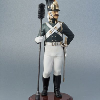 Фейерверкер Гвардейской конной артиллерии 1803 -1807
