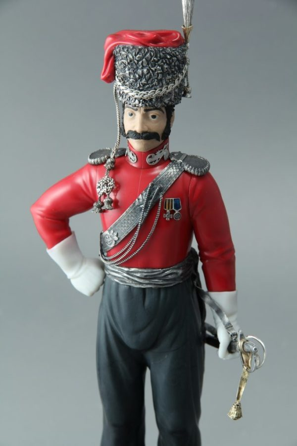 Обер-офицер лейб-гвардии казачьего полка