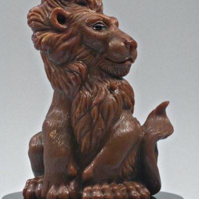 Львы из камня