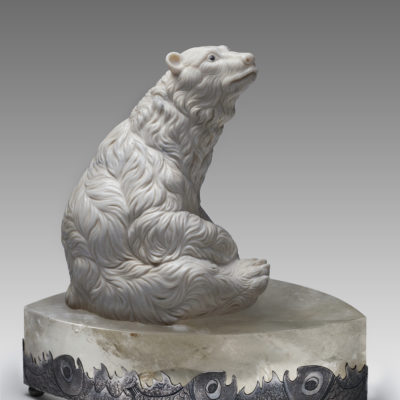 Медведи из камня
