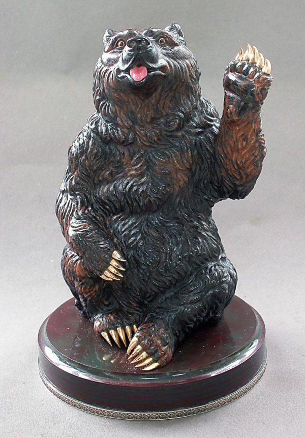 Медведь 126