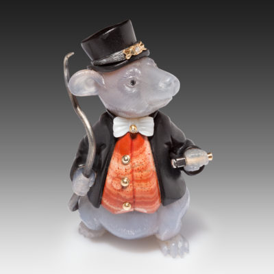 Мыши и крысы из камня