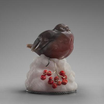 Птицы из камня