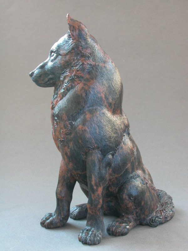 Волк 015