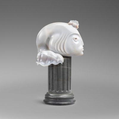 Атлантида камнерезная скульптура Сергея Фалькина
