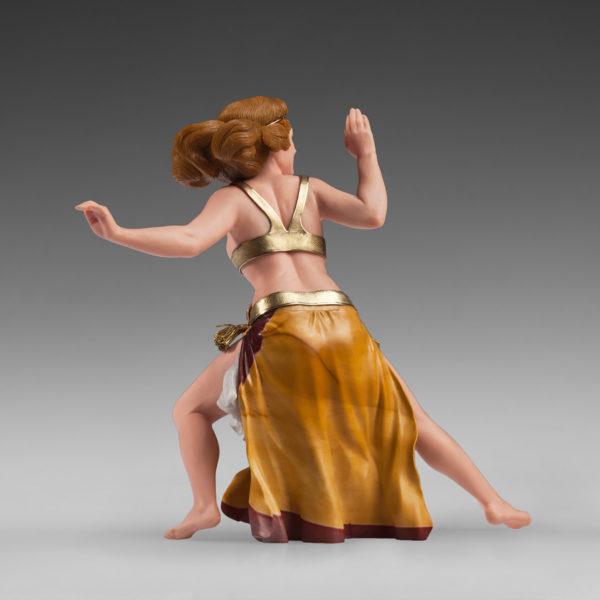 Ида Рубинштейн. Танец из балета Саломея (из серии Фаберже неизданное)