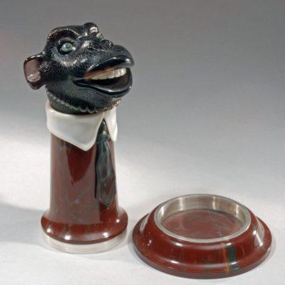Печать обезьяна 037