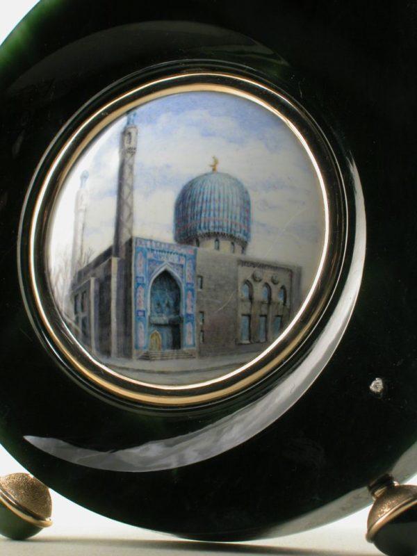 Рамка Мечеть
