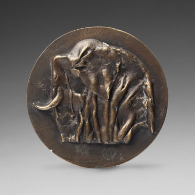 Мамонт (медаль)