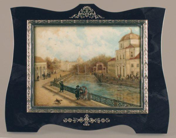 Рамка Мойка у Конюшенного моста