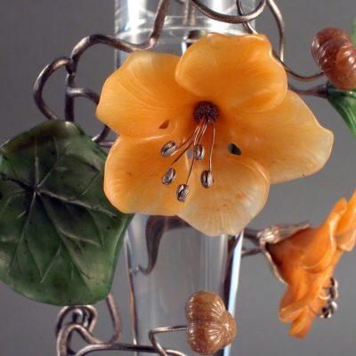 Другие цветы из камня