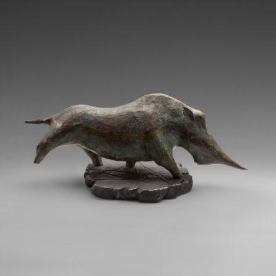 Носорог стремительный