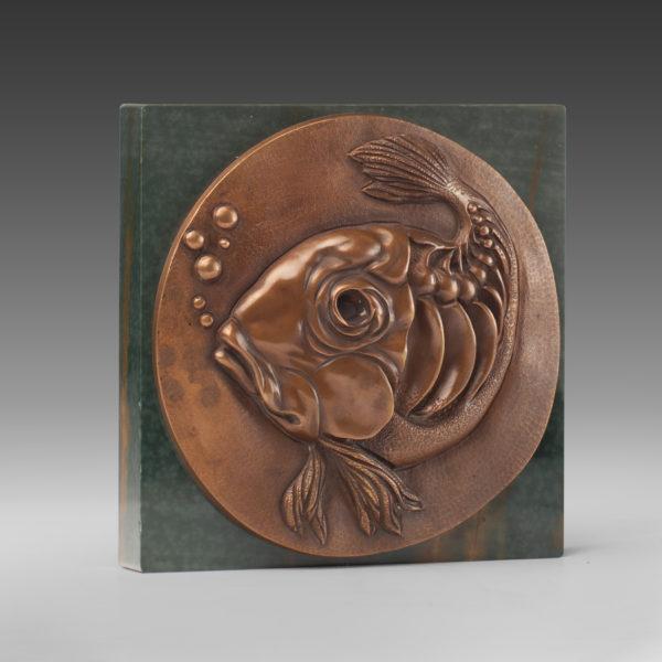 Рыба (плакетка)