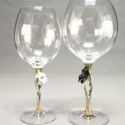 Свадебные бокалы - подарок молодоженам