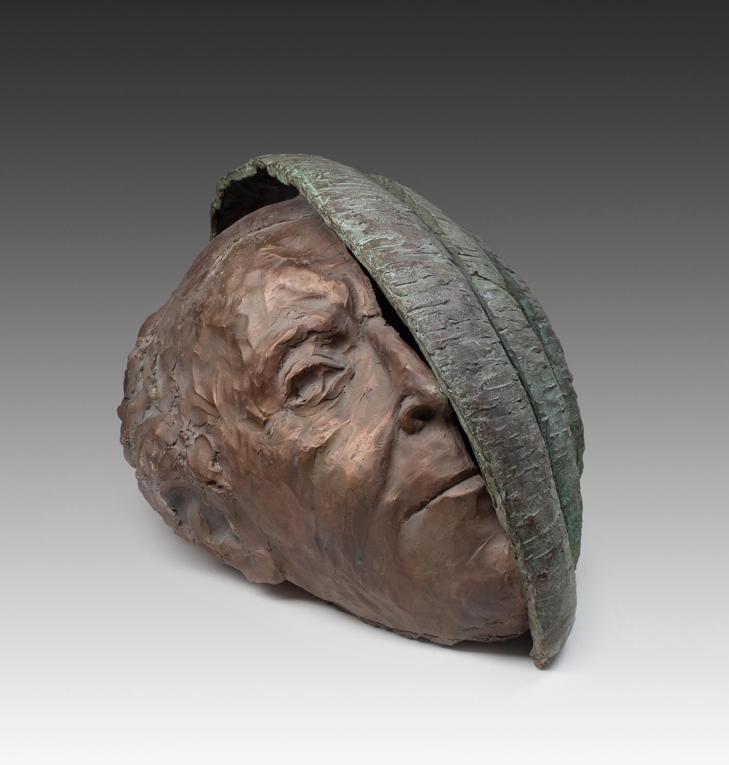 Иосиф Бродский, скульптура Сергея Фалькина