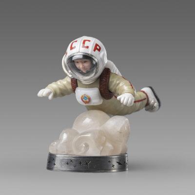 Космонавт серия Родом из детства